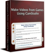 Make Videos from Games Using CamStudio screenshot